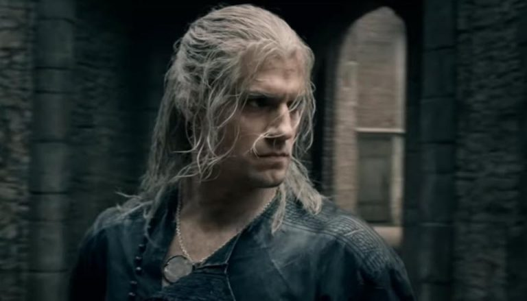 Geralt of Rivia, The Witcher TV Show. Played by Henry Cavill