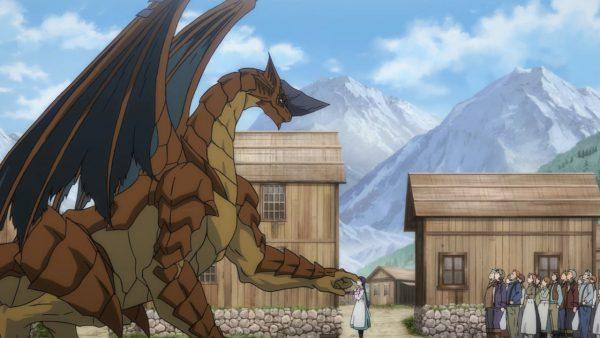 Prodigal Dad Returns as a Dragon