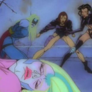 Aeon Flux: Long Episodes: Isthmus Crypticus