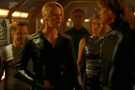 Andromeda: S01E12: The Mathematics of Tears