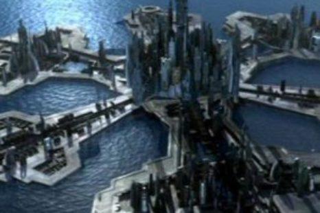Stargate Atlantis: S01E01: Rising