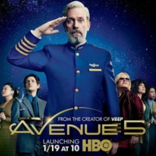 Avenue 5 TV Show Background & Information