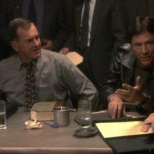 Battlestar Galactica: S02E06: Home Pt. 1