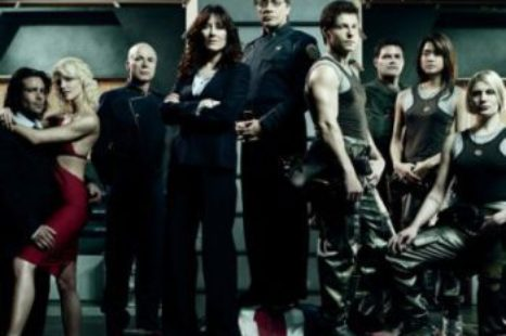 Battlestar Galactica: Transcripts: Season 4.01: He That Believeth in Me