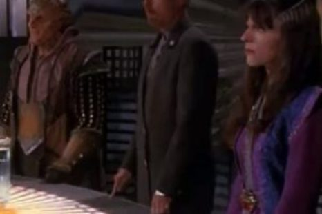 Babylon 5: S05E16: And All My Dreams Torn Asunder