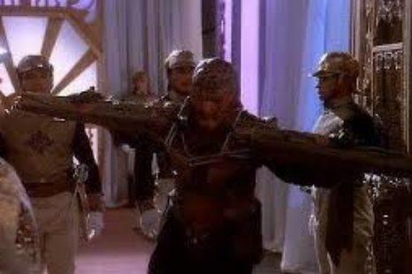 Babylon 5: S04E02: Whatever Happened to Mr. Garibaldi