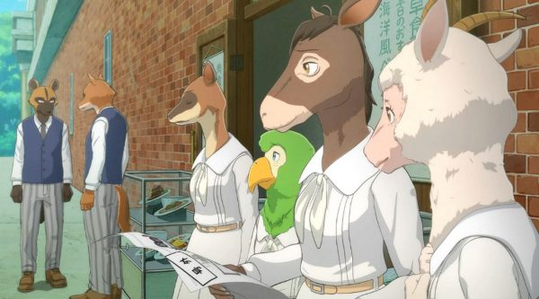 Beastars Anime Review - Characters at the Academy/School
