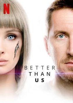 Better Than Us Russian Sci Fi Drama 2019