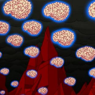 Futurama: S03E07: The Day The Earth Stood Stupid