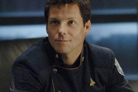 "Battlestar Galactica: Personnel: Captain Lee ""Apollo"" Adama"