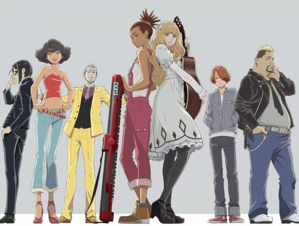 Anime Fall/Autumn 2019 Recommended - 5. Carole & Tuesday - yes it IS sci fi!