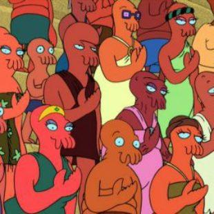Futurama: Cultures: Decapodians