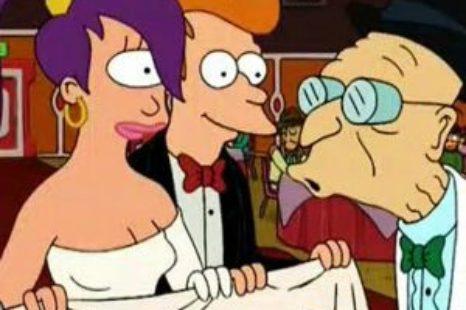 Futurama: S02E10: A Clone Of My Own