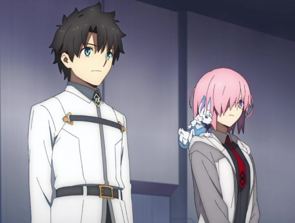 Fate Grand Order - Absolute Demonic Front Babylonia - 01-03 Mash and Ritsuka are told to go to Babylon