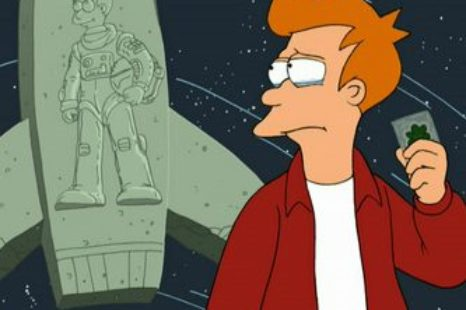 Futurama: S03E05: The Luck of the Fryish