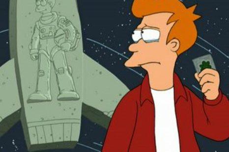 Futurama: S03E05: The Luck of the Fryish