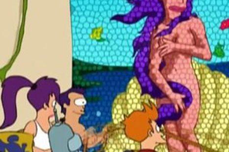 Futurama: S02E09: A Bicyclops Built For Two