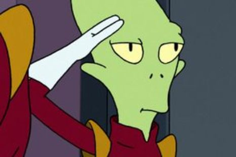Futurama: People: Kif Kroker