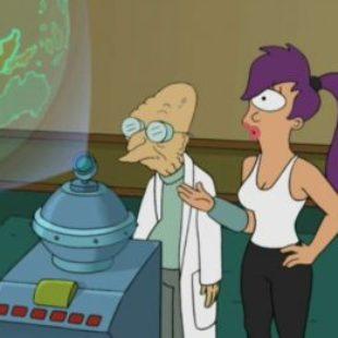 Futurama: S01E08: A Big Piece of Garbage