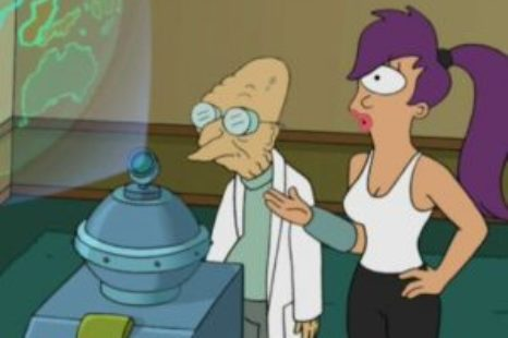 Futurama: S01E08: A Big Piece of Garbage