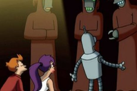 Futurama: S01E5: Fear of a Bot Planet