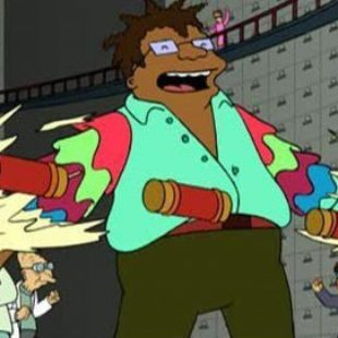 Futurama: People: Hermes Conrad