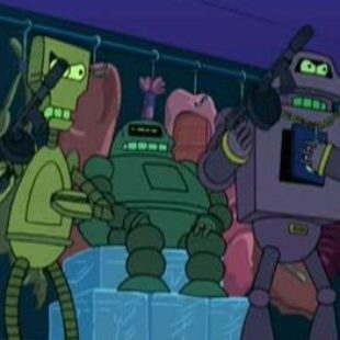 Futurama: S02E13: Bender Gets Made