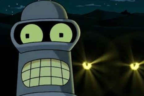 Futurama: S02E18: The Honking