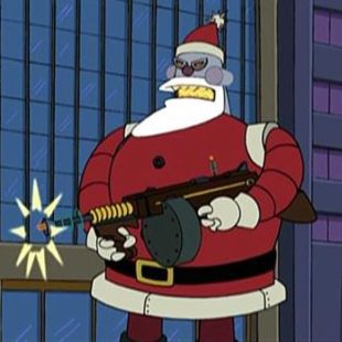 Futurama: S03E03: A Tale of Two Santas