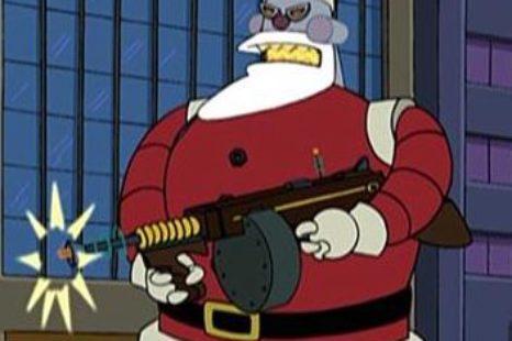 Futurama: S03E03: A Tale of Two Santas