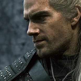 Henry Cavill as The Witcher (TV Show, 2019)