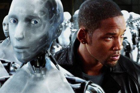I, Robot – the movie