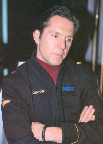 Crusade: People: Captain Matthew Gideon