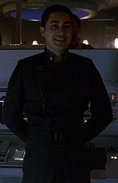 Battlestar Galactica: Personnel: Lt Gaeta