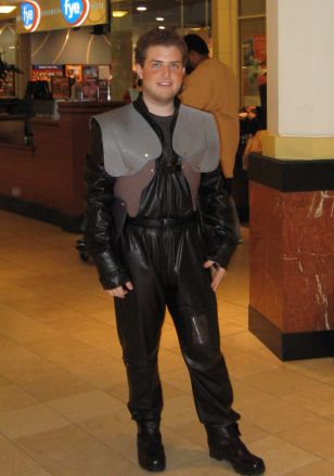 Battlestar Galactica: King of Prussia Mall Promotion