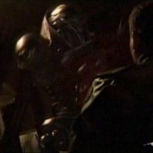 Battlestar Galactica: S02E02: Valley of Darkness