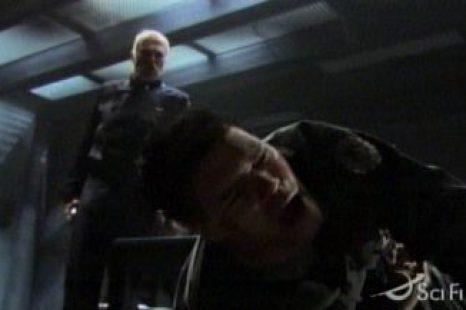 Battlestar Galactica: S02E04: Resistance