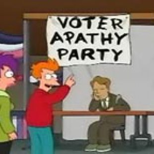 Futurama: S02E03: A Head In The Polls