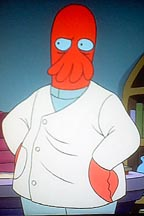 Futurama: People: Dr. Zoidberg