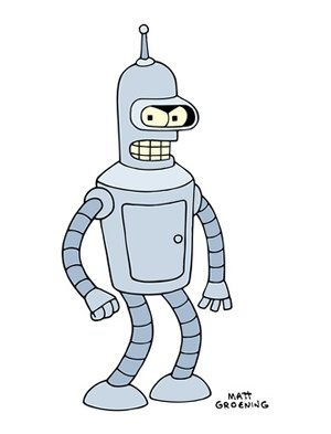 Futurama: People: Bender