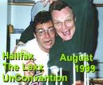 LEXX: Convention:  Halifax, Nova Scotia, Canada.  1999