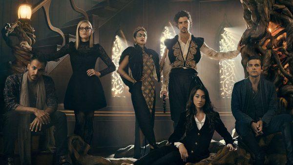Magicians TV Show Portrait of the Six