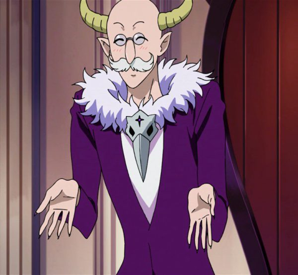 Mairimashita! Iruma-kun - 04 Demon Grandad