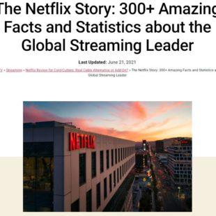 All about Netflix