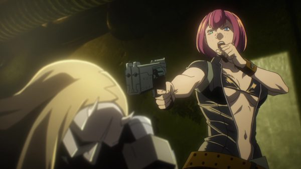 No Guns Life - 01-13 The Nun Shoots to Kill