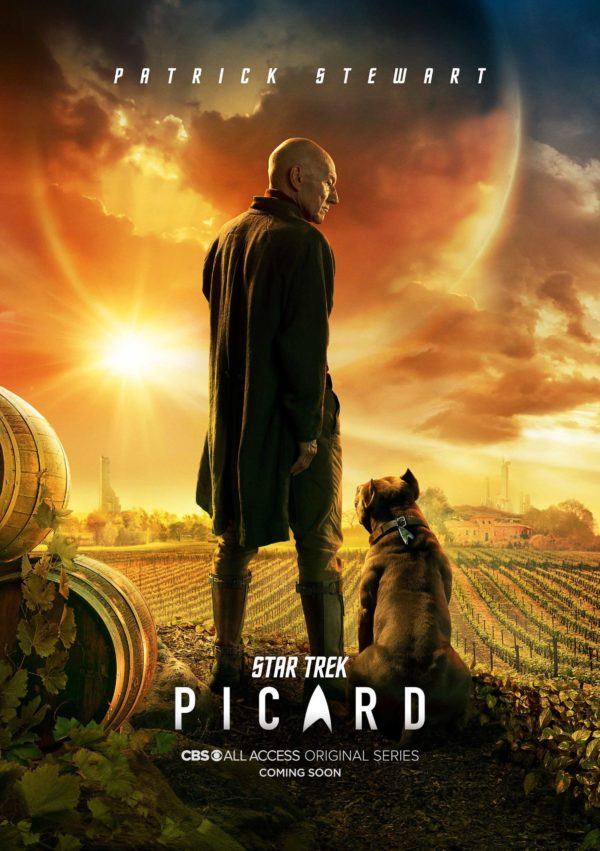 Star Trek Picard TV Show