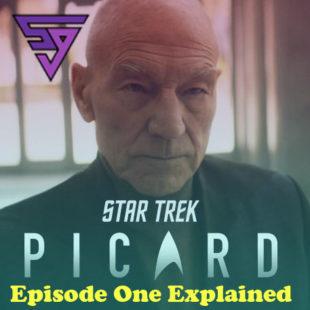 Star Trek Picard S01E01 Remembrance Review – Explained