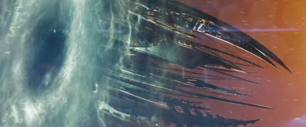 Star Trek Picard Explained - Neros Romulan Ship in Star Trek Film