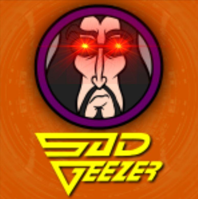 SadGeezer Profile lasereyes