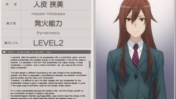 Hasami Hitokawa's ID